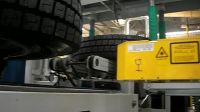 LMI Line laser sensor used in Tire Run-out Machines