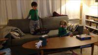 【猴姆独家】有一个会做视觉特效的老爸,你就可以自己拍大片了!