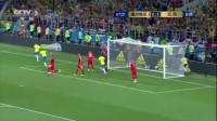 我在【进球】老将建功!内马尔角球传出绝佳落点 蒂亚戈席尔瓦门前头球破门截了一段小视频