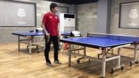 乒乓 韩国  教学