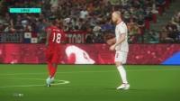巴打Brother 实况足球2018解说 世界杯小组赛G组 巴拿马vs突尼斯