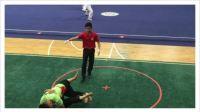 2018年湖南省武术大会自由推手比赛(旋经俱乐部队)部分视频_20180625