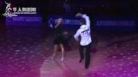 2018年中国体育舞蹈公开系列赛(上海站)A组L决赛SOLO桑巴邵会男 魏冀