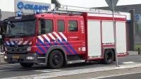 Person eingeklemmt Rüstzug der Feuerwehr Venlo