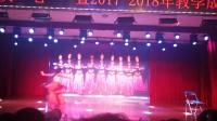 老年大学形体班舞蹈表演 《晚春的梦》