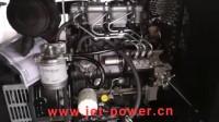 silent diesel genset