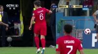 2018俄罗斯世界杯TOP冲突榜 法尔考被特里皮尔绊倒 宏观世界波 180704