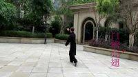 武当三十八式太极拳(背向带字幕)演练者:殷小萍