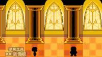 传说之下同人游戏 SANSTALE 以sans的视角审判frisk