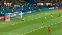我在【进球】比利时再下一城 德布劳内一脚劲射直挂死角 比利时2-0领先截取了一段小视频