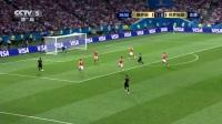我在【进球】曼朱边路拿球推进 中路克拉马里奇甩头破门 克罗地亚1-1扳平截取了一段小视频