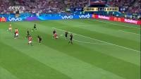 我在【全场集锦】加时赛两球!绝杀大战克罗地亚总比分6-5点胜俄罗斯晋级截取了一段小视频