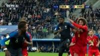 我在【进球】带刀中卫!乌姆蒂蒂力压费莱尼甩头破门 法国1-0领先!截取了一段小视频