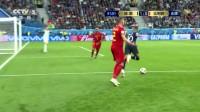 我在【录播】一击制胜!乌姆蒂蒂头球破门 法国1-0小胜比利时挺进决赛截取了一段小视频