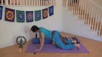 女子月经期瑜伽练习 主題:放松 爱自己___(1)