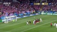 """我在【进球】完美开局!""""特氏弧线""""完美绕过人墙直挂死角 英格兰1-0领先截取了一段小视频"""