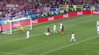 我在【进球】克罗地亚边路起球 佩里西奇鬼魅走位抢射破门 克罗地亚1-1扳平比分截了一段小视频