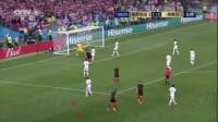 我在【全场集锦】曼朱加时绝杀 克罗地亚连扳两球2-1逆转英格兰挺进决赛截了一段小视频