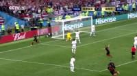 我在【进球】加时绝杀?曼朱风骚反跑抢点破门 克罗地亚2-1反超比分截取了一段小视频