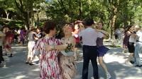 (六)莲花庄舞蹈2018年07月12日晓星摄