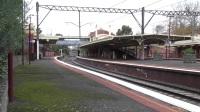 墨爾本・維多利亞公共運輸 Armadale Railway Station 2018.7.12