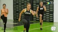 悦动健康萨曼莎健身运动10分钟下半身训练