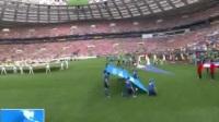俄罗斯世界杯决赛 法国时隔20年再捧金杯 180716