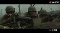 二战时期美国军队与日本军队 在海岛上血战