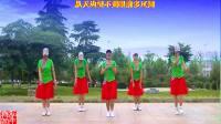 南阳和平广场舞系列--最美的中国(团队版后附广场版)