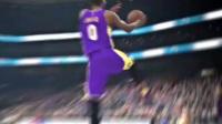 《NBA 2K18》詹姆斯父子配合 震惊詹姆斯