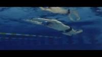 我在菲尔普斯-自由泳教学-蝶泳教学-NHK2008专辑Micheal.Phelps截了一段小视频