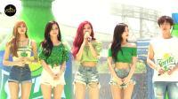 180721首尔水弹节雪碧宣传BLACKPINK全场饭拍