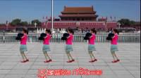 王妹儿广场舞(233号)跳到北京编舞:青儿,八一特献