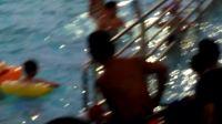 赞皇青年南马村王小三消失的青春,石家庄长安公园学游泳!钢铁厂王健拍摄2018年7月!追逐失去的年华。