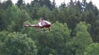 仿真航模飞行表演之美国罗特威EXEC90直升机