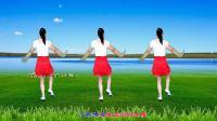 32步广场舞《家在草原》附口令教学,河北青青广场舞-国语720P.flv