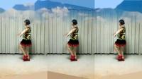 莲芳姐广场舞《红红线》水兵舞32步