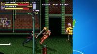 【火山游戏】怒之铁拳重制版 SHIVA第一关