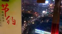 转载微信好友之在阳泉豪园国际大酒店顶楼望远阳泉夜景