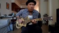 Republic Guitars丽声吉他演奏分享 - Highway 61 Travel Size Resonator guitar demo