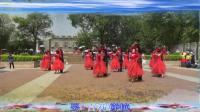 灞桥区席王街办官厅村舞蹈队---水兵舞《爱你每一天》