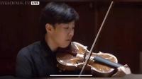 陈家怡Jiayi Chen-2018上海艾萨克斯特恩国际小提琴比赛海顿d小调第二弦乐四重奏第一乐章