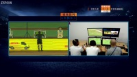 【红牌】姜涛禁区前沿踢倒马西卡 裁判观看VAR后果断出示红牌
