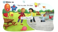 Let's go 1 Unit 2 Colors and Shapes - 4th edition Full HD1080