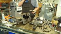 1916 Pratt & Whitney Lathe Restoration Part 4 (Tail Stock)