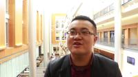 Haotian Zhang succeeds at UK through his love of basketball