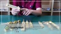 森垚仪表产品篇—-工业用玻璃棒温度计