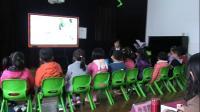 幼兒園中班語言《勇敢做自己》教學視頻