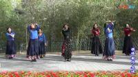 紫竹院广场舞 ——《两只蝴蝶》(带歌词字幕)