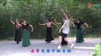 紫竹院广场舞 ——《天边》(带歌词字幕)